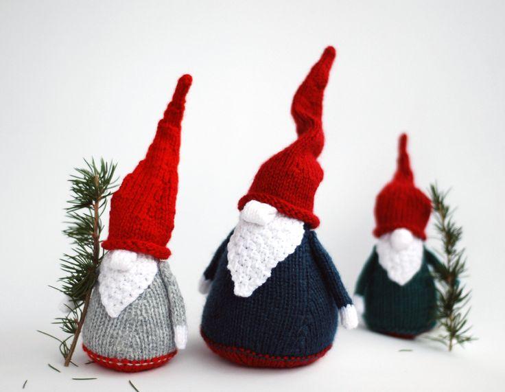 185 best Knitting Christmas images on Pinterest | Free knitting ...