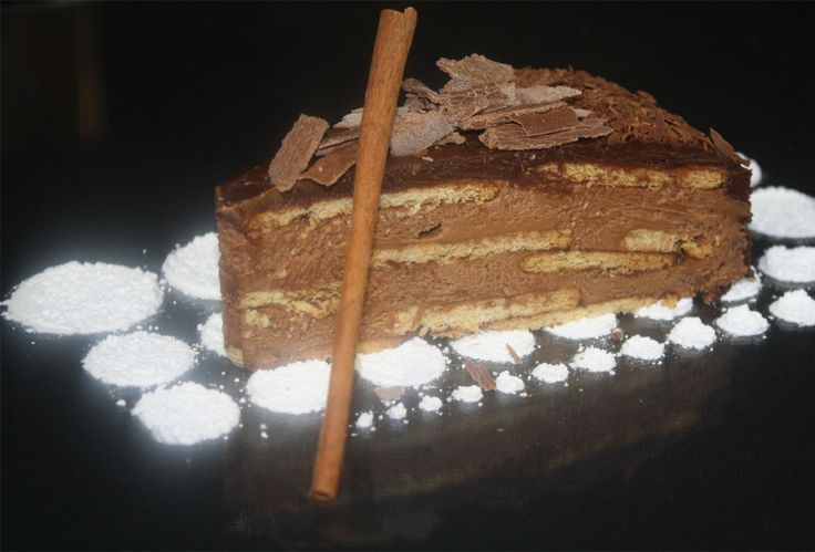 Marquesa de Chocolate   yummy