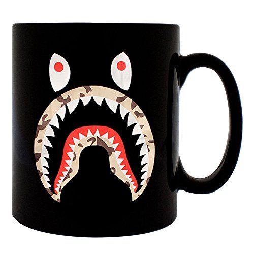 a bathing ape shark Mug 11oz Ceramic Coffee Mug (Black) a... https://www.amazon.com/dp/B01LY1RS6P/ref=cm_sw_r_pi_dp_x_YicjzbQD8ZWPA