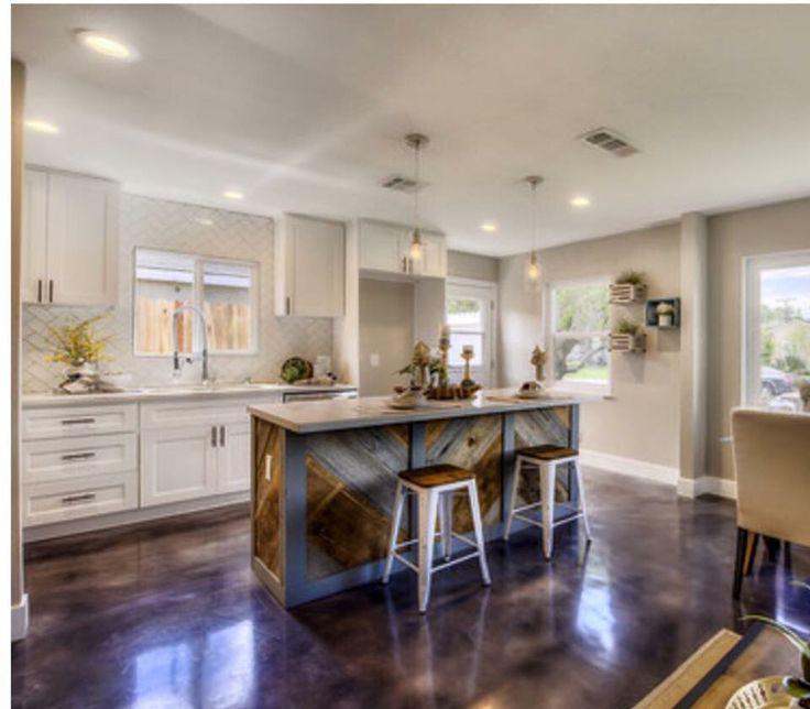 Flip Or Flop - Love this kitchen!