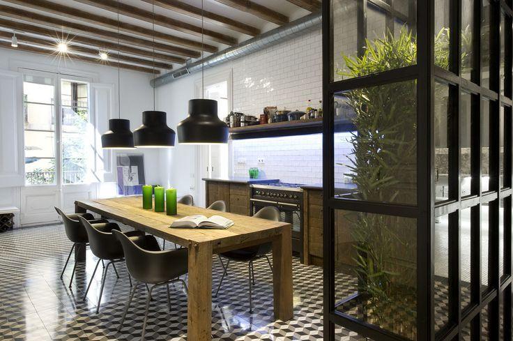 5 cocinas diseñadas en el estilo Art Déco