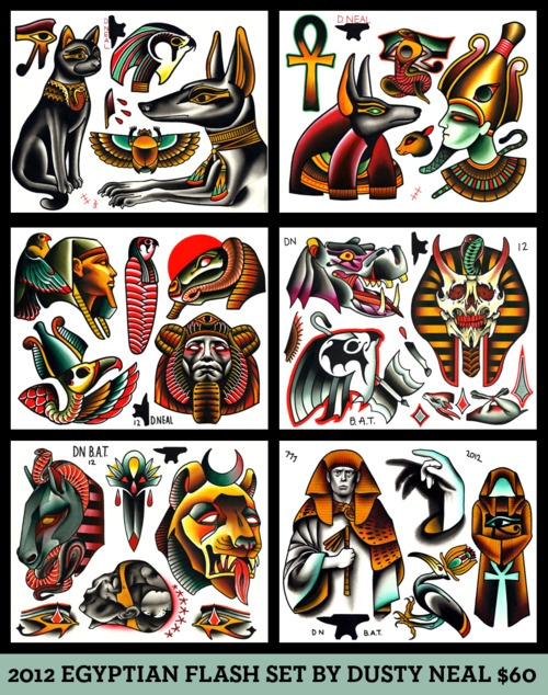 Egyptians are the coolest egypt pinterest egyptian for Egyptian tattoo flash