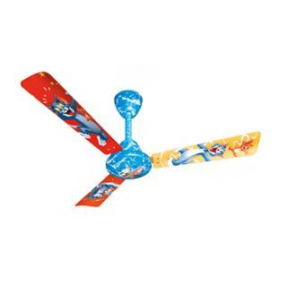 Buy Crompton Greaves Tom & Jerry - Kids Play Mate Ceiling Fan (Red Blue) Online- Shopclues.com