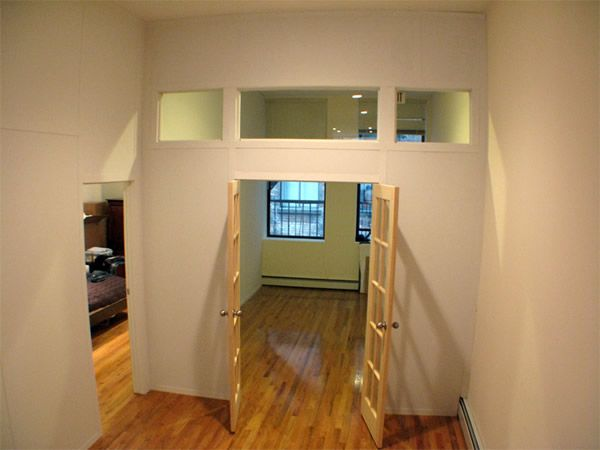 The room partition temporary walls room dividers for Temporary bedroom walls