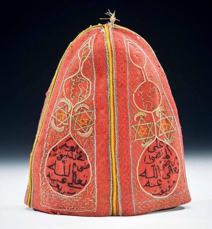 Bektashi Order Hat (Osmanlı Bektaşi Derviş Külahı)