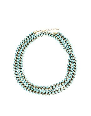 Limited Edition Stone Tube Necklace
