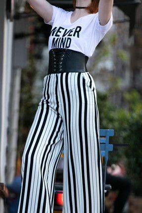 Eka Kadın Siyah Bağlamalı Deri Korse    Kadın Siyah Bağlamalı Deri Korse Eka Kadın                        http://www.1001stil.com/urun/3889807/eka-kadin-siyah-baglamali-deri-korse.html?utm_campaign=Trendyol&utm_source=pinterest