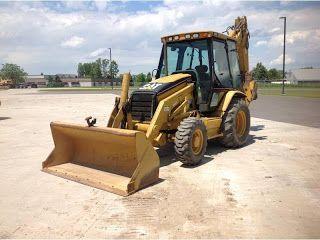 Compra y Venta  Maquinaria Pesada Importamos / Cel 314 2958509: 2002 RETROEXCAVADORA 430 D CATERPILLAR