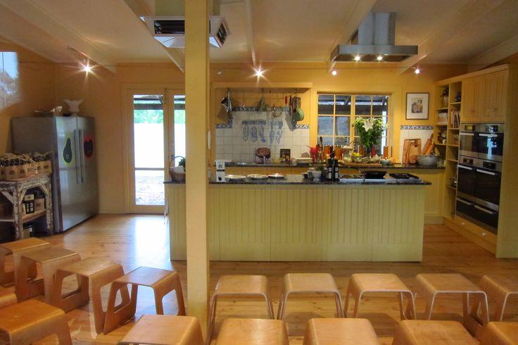 Maggie Beer's kitchen, Barossa Valley