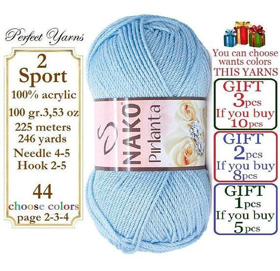 Best Yarn for Amigurumi | AllFreeCrochet.com | 552x570