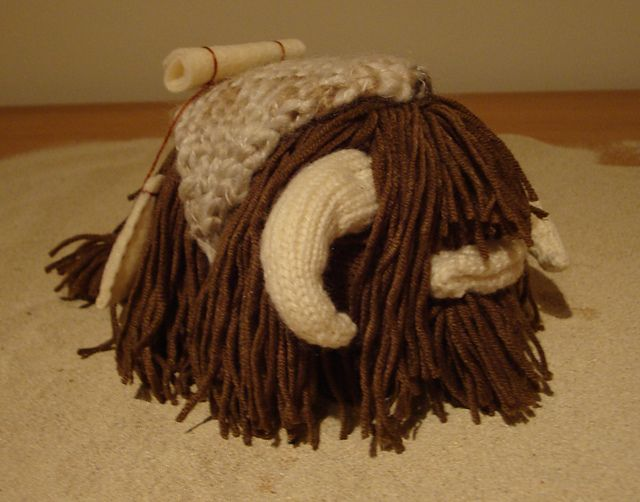 Ravelry: Bantha - Star Wars! pattern by Tara Brailsford @John Searles Erickson