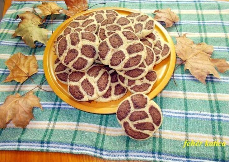 Leopárd keksz