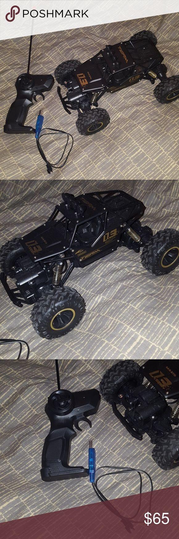 NWOT Team Maxis 03 4x4 RC car! 70mph! NWOT Team Maxis 03