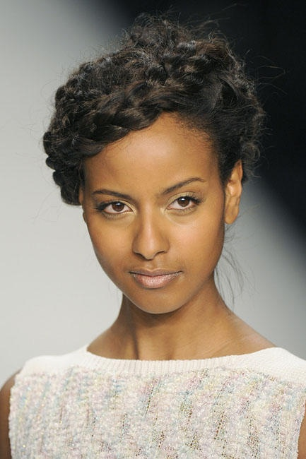 64 Best Ethiopian Hairstyles Images On Pinterest Black Beauty Black Women And Ebony Beauty