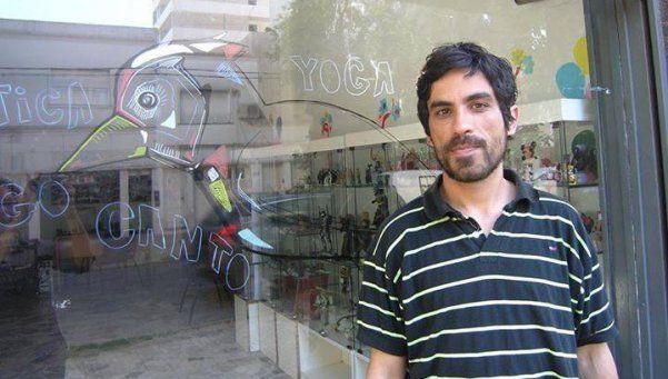 Hallaron a Joaquín Silva, el artista plástico desaparecido