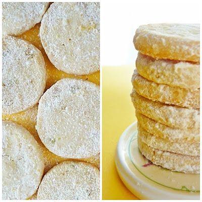 Candy's: Tripla citromos keksz