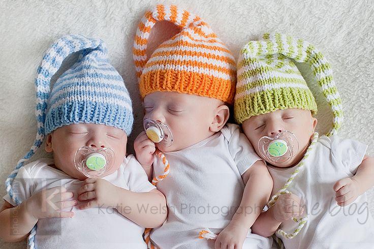 Triplets Identical Triplets Minneapolis Newborn