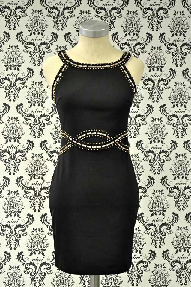 Gorgeous LBD at at #NicciBoutiques #summer2014