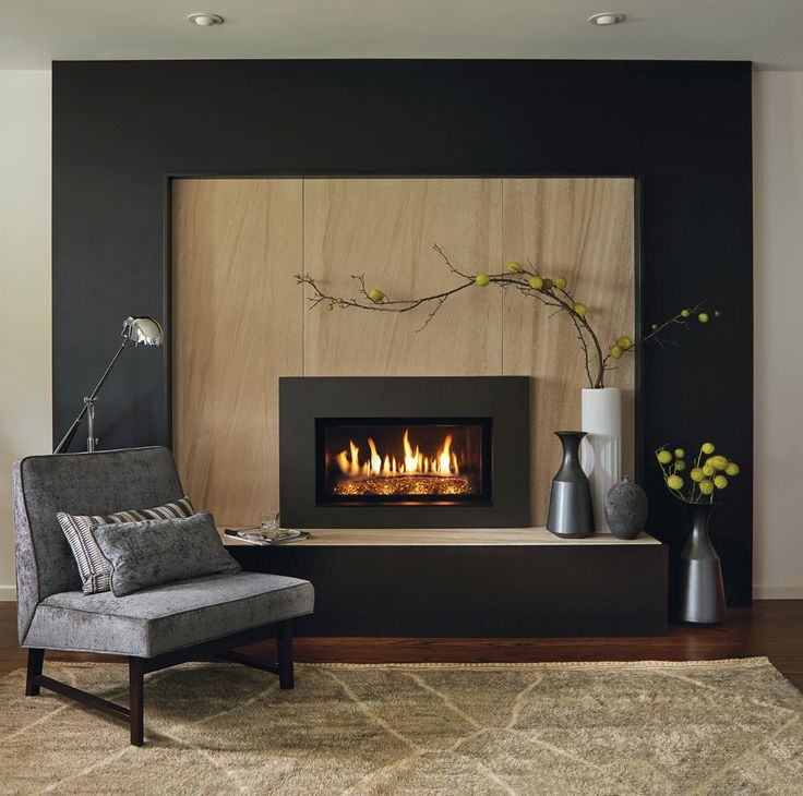 Shelter Architecture Creates A Bold New Fireplace
