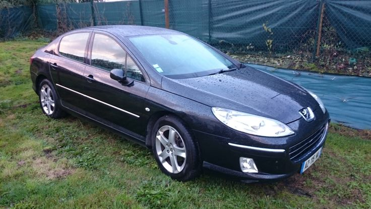peugeot 407 navteq 230410 km 2007 SW 2.0 HDI 136cv - - magic-affaires-22