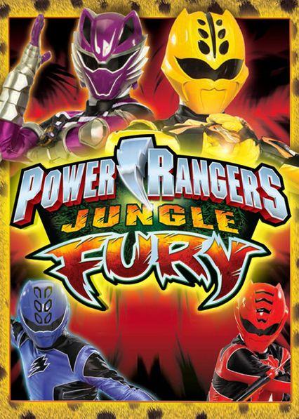 Power Rangers Jungle Fury - Saison 1 La saison 1  de la série  Power Rangers Jungle Fury est disponible en français sur Netflix Canada Netflix France  [traile...