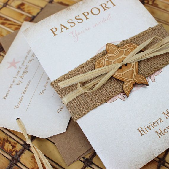 destination wedding invitations 1000 ideas about passport invitations on 3505