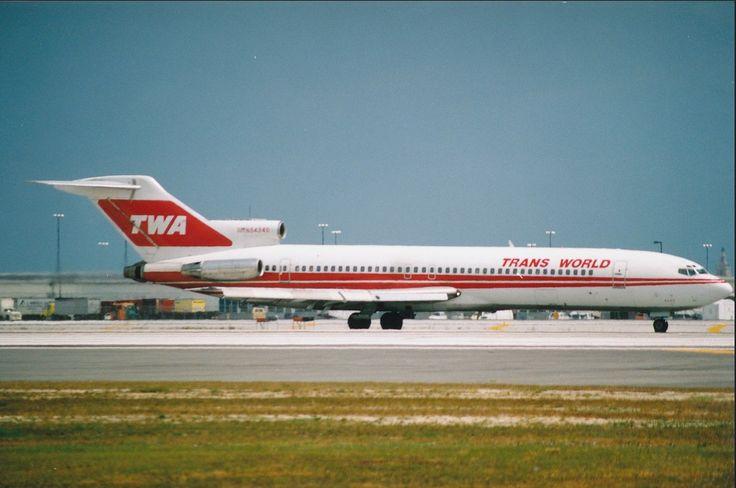 TWA Boeing 727-200