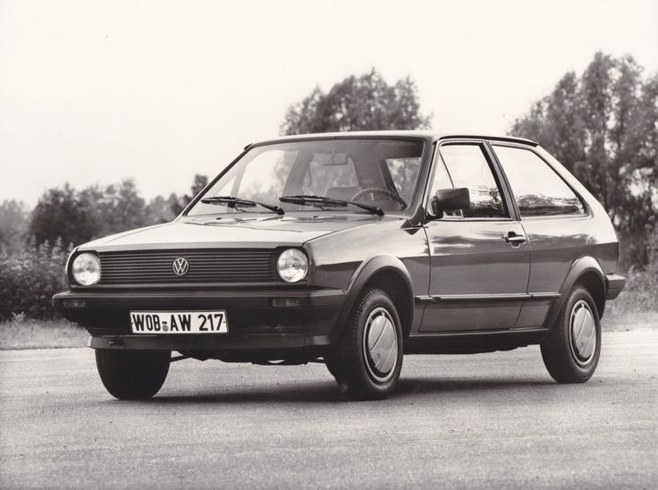 Volkswagen Polo Coupé - 1985
