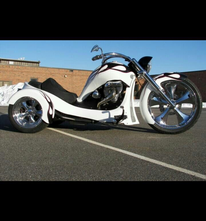 182 Best Custom Chopper Trikes Images On Pinterest Trike
