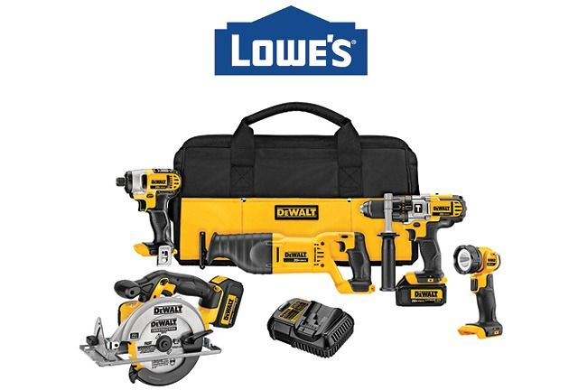 Lowes | Up To 40% Off Select Tools 40% OFF (lowes.com)
