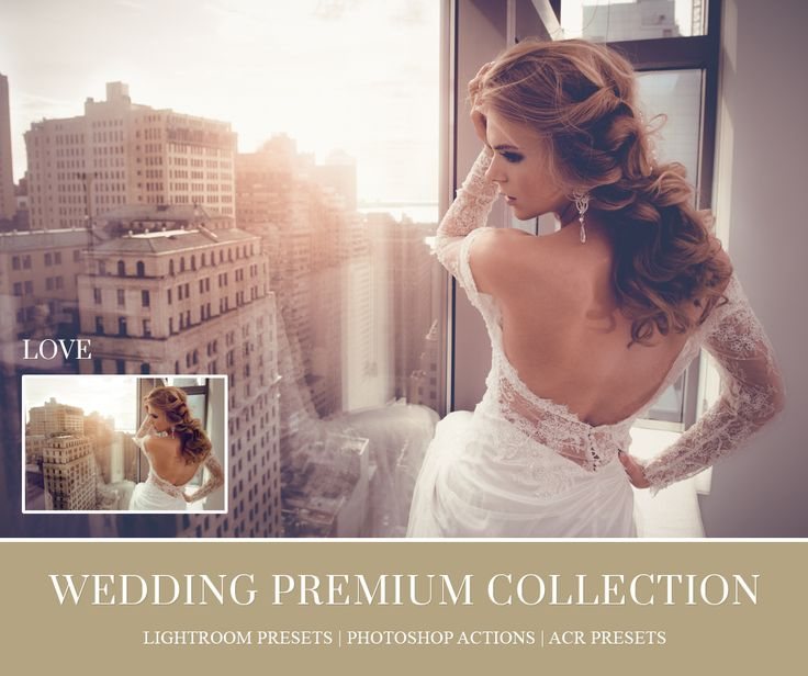 Wedding Lightroom Presets Photoshop Actions And Acr