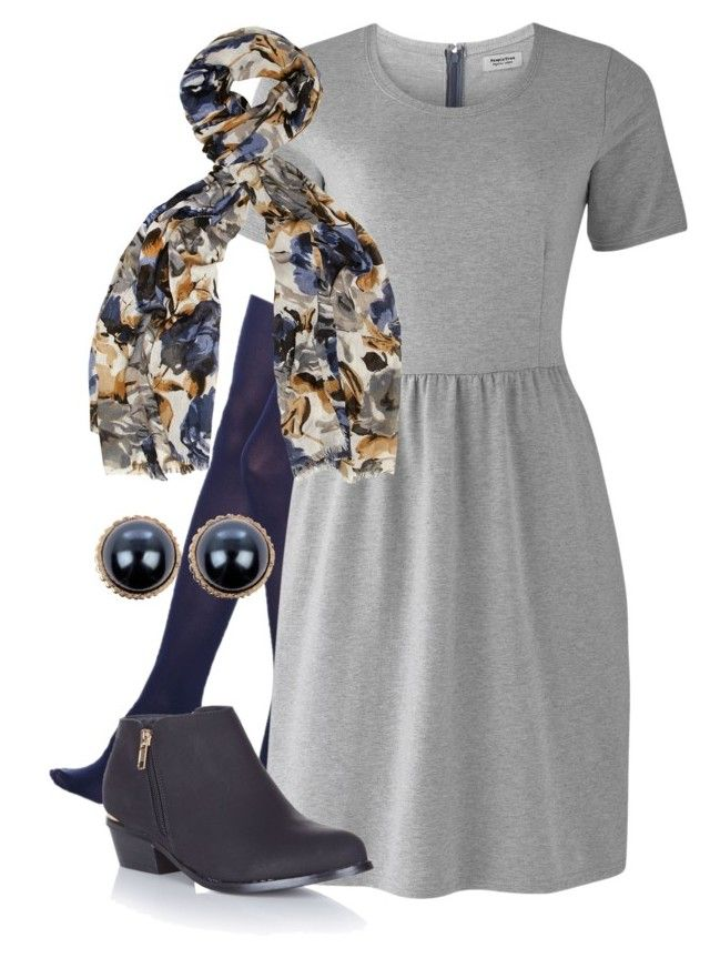 """Teacher Outfits on a Teacher's Budget 133"" by allij28 ❤ liked on Polyvore featuring Merona, People Tree, Dorothy Perkins and Coast"