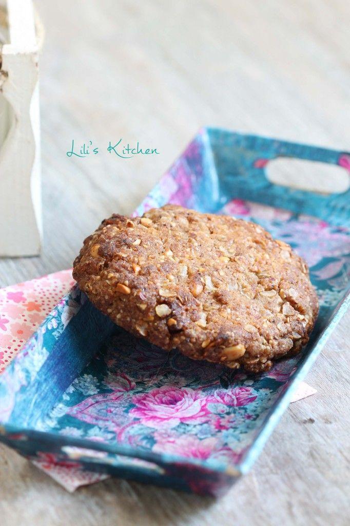 cookies-sans-gluten-aux-cacahuetes-et-flocons-de-riz-vegan