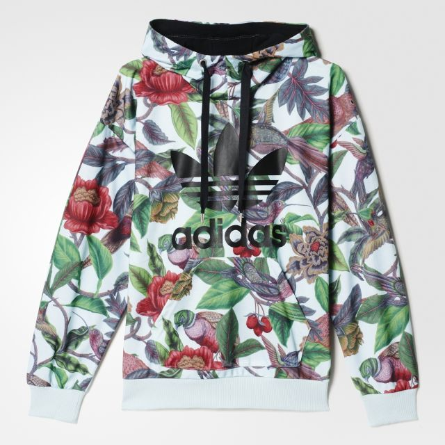 ADIDAS DÁMSKÁ ORIGINALS MIKINA | Freeport Fashion Outlet