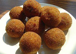 Fish Cutlets: Sri Lanka Recipes : Malini's Kitchen