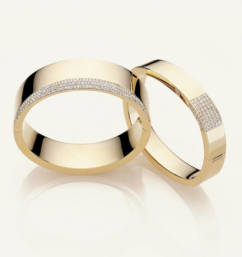 IsabelleFa band rings