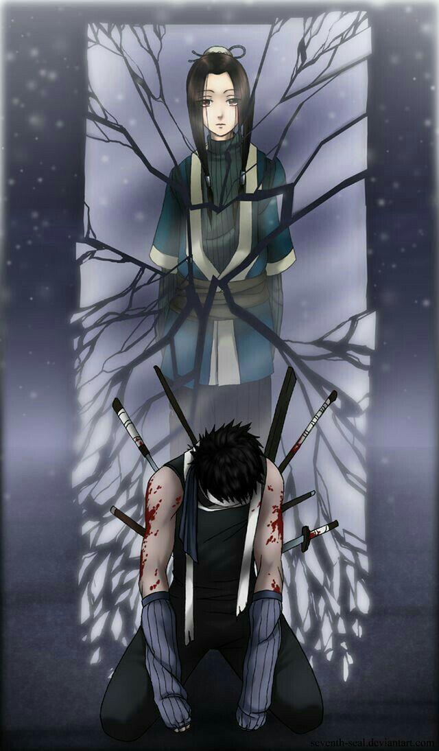Zabusa & Haku - Naruto