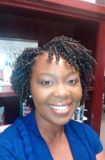 Keeping It Short And Sassy Crochet Braids Done With Jamaica Braid
