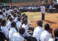 aids awareness joburg south africa
