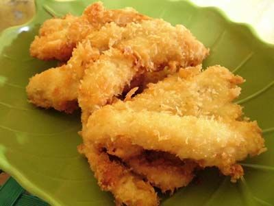 Resep Pisang Goreng Crispy Renyah