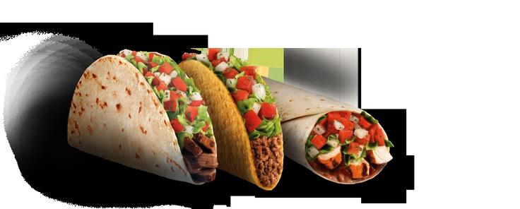 Taco Bell® | Taco Bell Fresco Menu