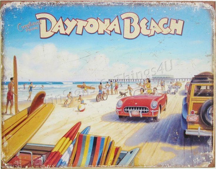 Vintage Beach Decor
