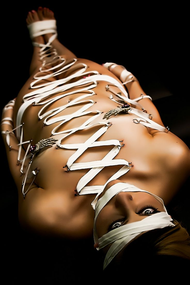 from Camilo extreme bdsm body modifications gay