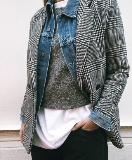 20 einfache und stilvolle Möglichkeiten, Ihren Mantel zu schichten
