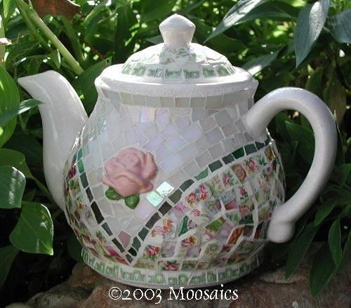 17 best images about tea cup craft ideas on pinterest for Mosaic pieces for crafts