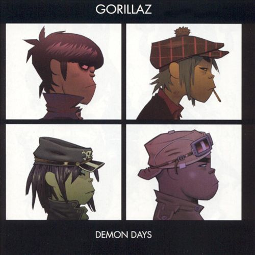 Demon Days - Gorillaz | Songs, Reviews, Credits, Awards | AllMusic