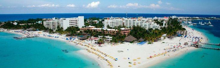 Las atractivas islas del Caribe Mexicano