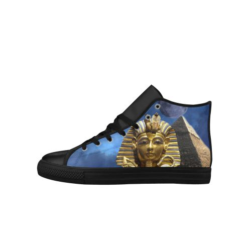 King Tut and Pyramid Aquila High Top Action Leather Men's Shoes. FREE Shipping. FREE Returns.