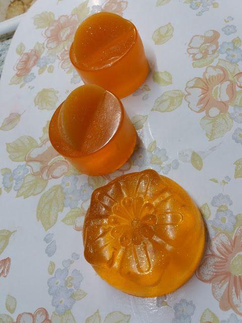 Ο ΝΕΡΑΙΔΟΚΗΠΟΣ της Eλενης-Aντζελινας!/Χειροποιητα σαπουνια-καλλυντικα/ΕLENI'S FAIRY GARDEN: ''CRAZY FOR ORANGE'' FRUIT SOAP By Eleni.
