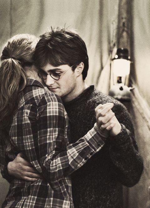 Harry Potter + Hermione Granger